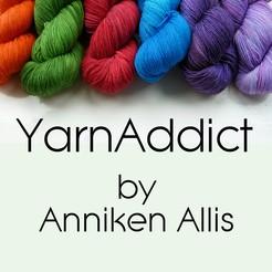 YarnAddict by Anniken Allis